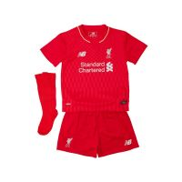 Liverpool FC strój junior New Balance