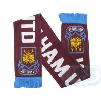 SZWHU05: West Ham United - fan scarf