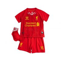 Liverpool FC strój junior Warrior